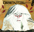 strated CD cover titled Oriental Rhythms<empty>