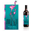 Zoo Friends Wine Label