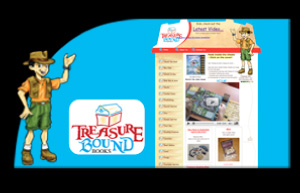 Treasure Bound Books image